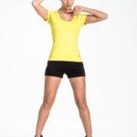 pol_pl_Zolty-t-shirt-sportowy-basic-165587_1