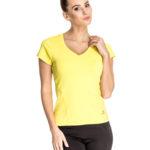 pol_pl_Zolty-t-shirt-sportowy-z-dekoltem-V-neck-PLUS-SIZE-159910_4
